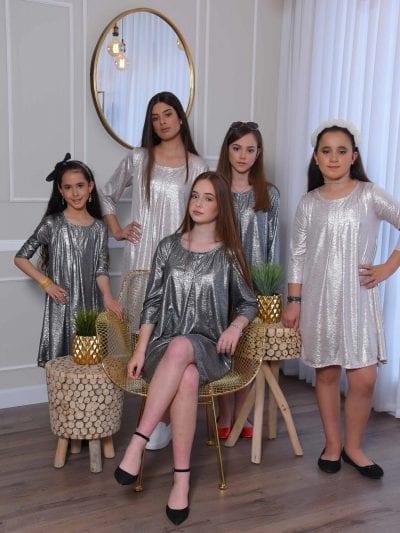 שמלות צנועות לנערות וילדות