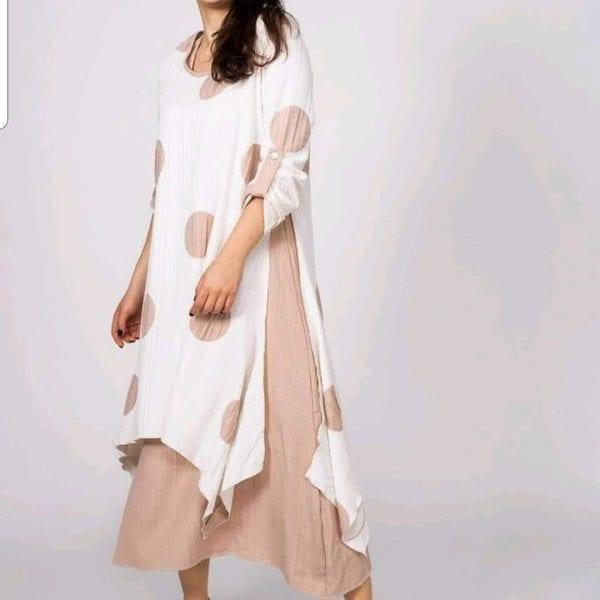 שמלת עינב 2 חלקים