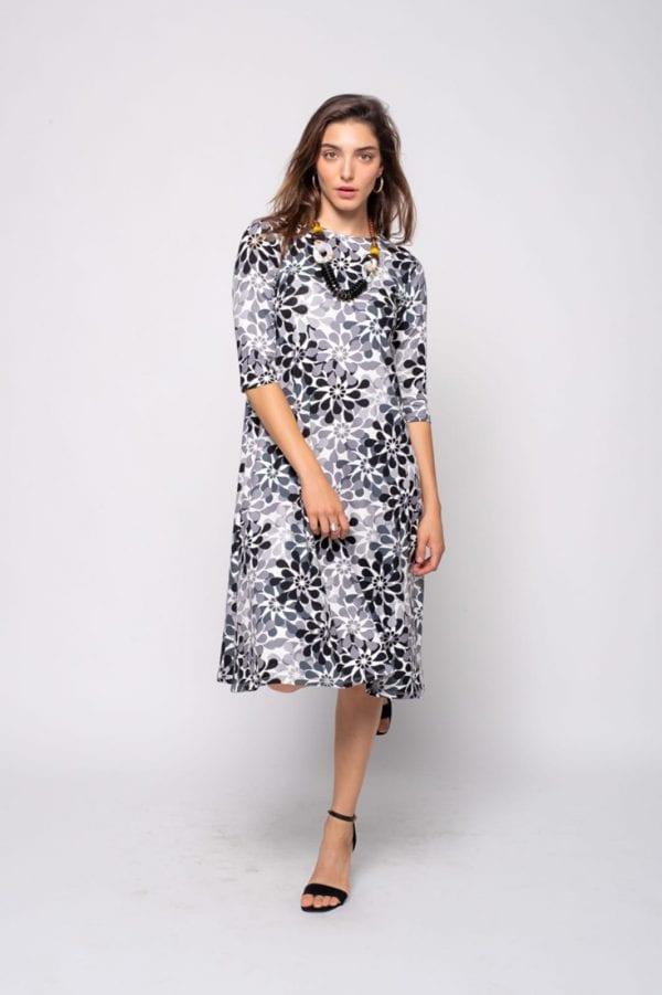 שמלה צנועה ליום יום