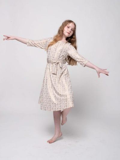 שמלות צנועות לנערות בעיצוב ייחודי