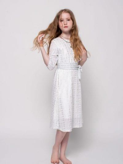 מבחר שמלות בת מצווה צנועות