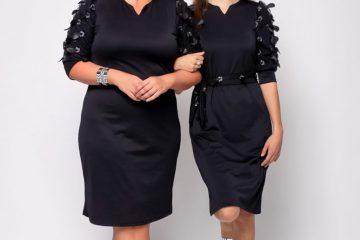 שמלות צנועות במידות גדולות לנשים דתיות